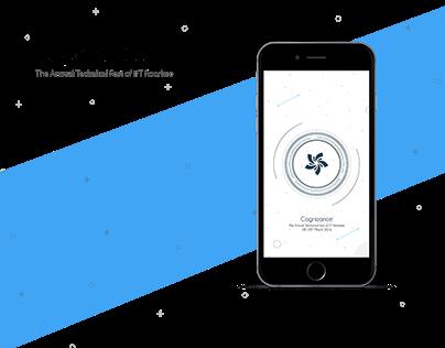 Participant App | Cognizance'16