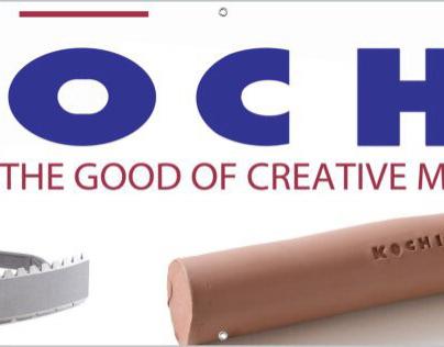 KochiCo Marketing Banner