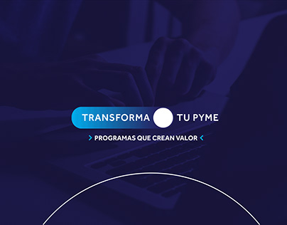 Transforma Tu Pyme   branding