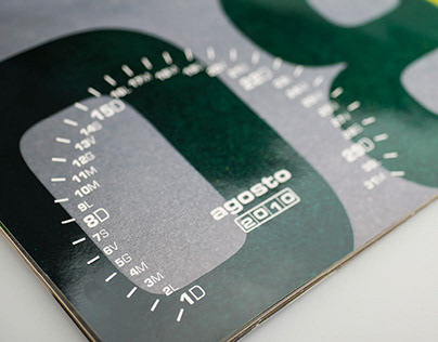 Calendario Millemiglia 2010