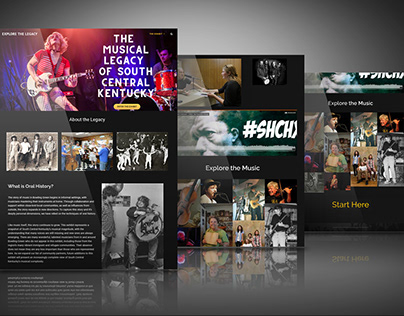 MusicalPersons wordpress website