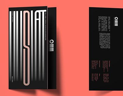 Alternative Brochure Design for OMM