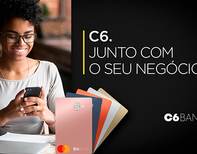 C6 Bank. (Concorrência)