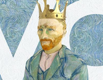 Vincent van Gogh / DANCEDANCEDANCE
