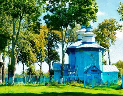 Church of St. Nicholas the Wonderworker Staraya Belitsa
