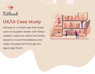 Kithaab - Books App - Rent/Buy books make easy!