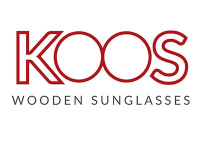 Logo Design : Koos Sunglasses