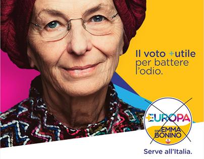 +EUROPA - Campagna Elettorale
