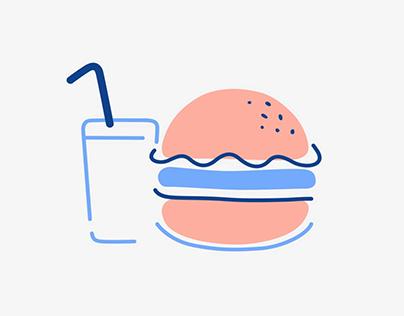 eat / work / sleep / repeat