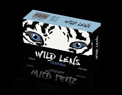 3 DimensionsPackaging - Coloured Lens
