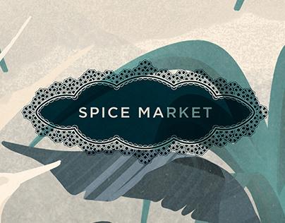 Spice Market deck design