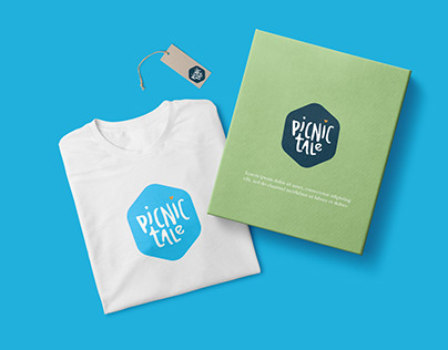 Branding Picnic Tale, Process and Final Designs