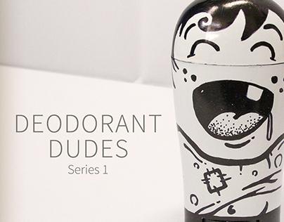 Deodorant Dudes & Dudettes - Shanty Songbird