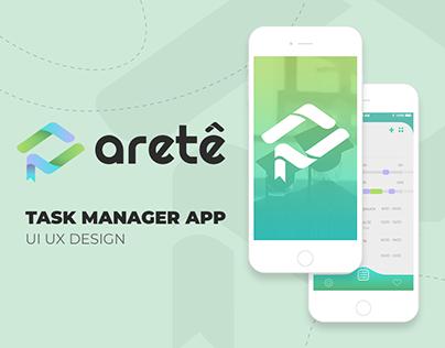 Aretê   Mobile App