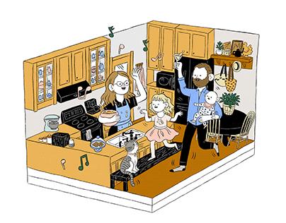 Family portraits 2021