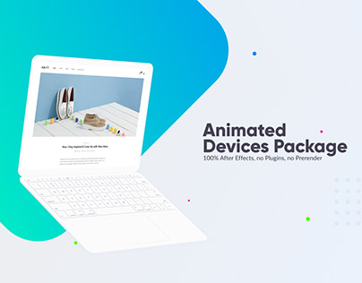 Template Animated Devices Bundle