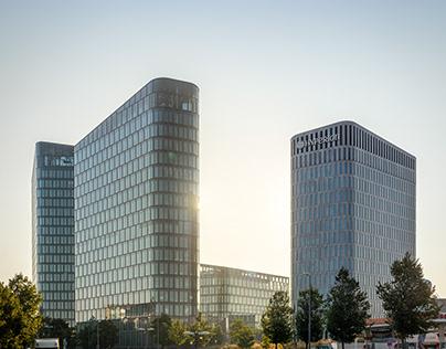Bavaria Towers - Munich