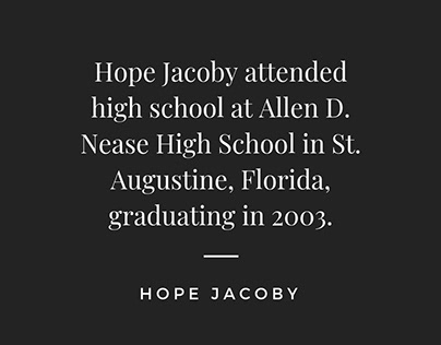 Hope Jacoby