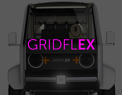 Gridflex Light Utility Vehicle