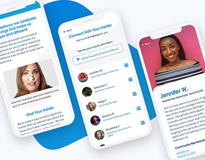 Salesforce Insiders App
