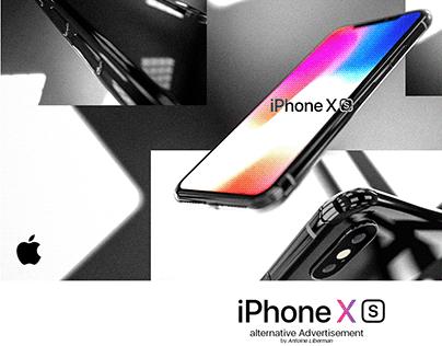 iPhone XS Alternative Advertisement.