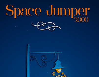Poster-Space Jumper 3000