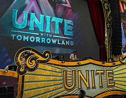 Unite with Tomorrowland 2019, Porto