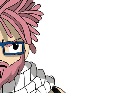 Fan Art Fairy tail BeardAll #05