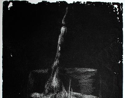 Calcografia ~ maneira negra