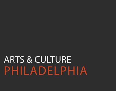 Arts & Culture in Philadelphia