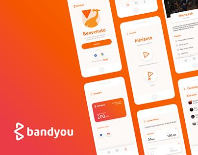 Bandyou | App UI Design