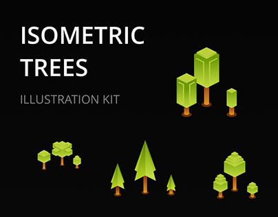 Isometric Trees