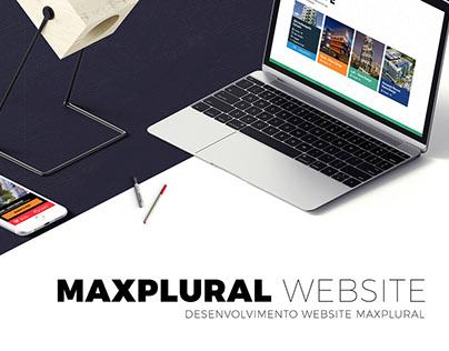 MaxPlural Website