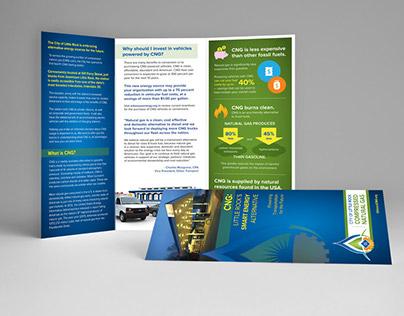 CNG Station Informational Brochure