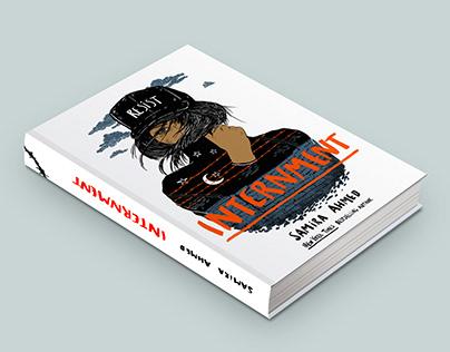 Internment / Bookcover illustration