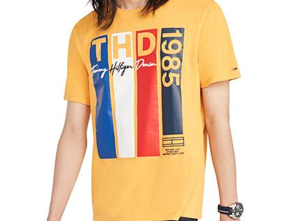 Tommy Hilfiger - Tee shirt graphics