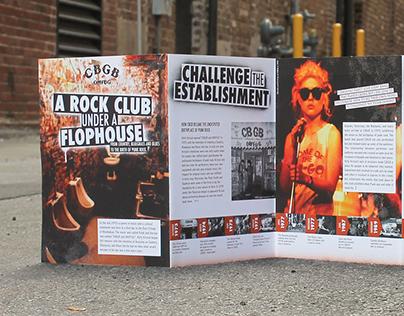 CBGB Infographic