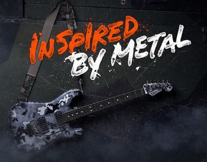 World of Tanks x Sabaton: Inspired by Metal