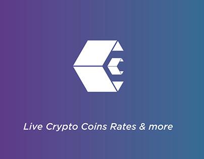 Coincaps Logo Design