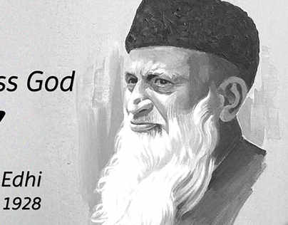 Tribute to Abdul Sattar Edhi