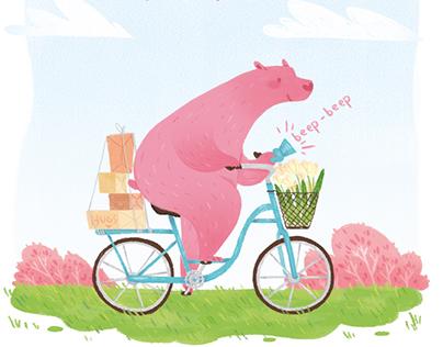 Thank you | Illustration