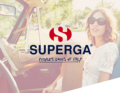 Superga, people's shoes of Italy
