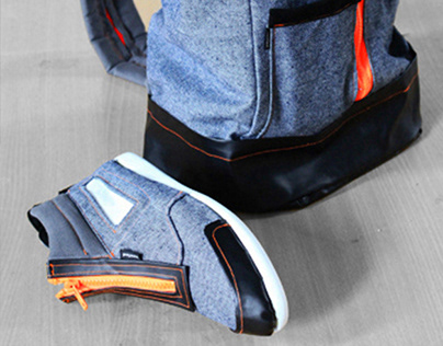 Switch shoe & bag - for Newfeel