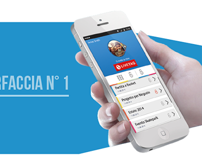 UI Design - App Cynny