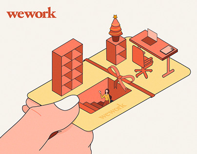 Gift a Workspace | WeWork Festive Giveaway