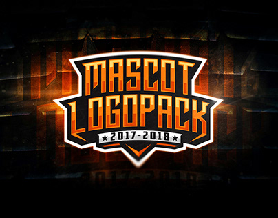 MASCOT LOGOPACK 2017-18 |BIG COLLECTION VOL.2