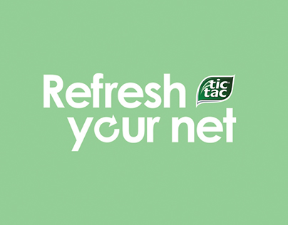 TIC TAC - Refresh Your Net