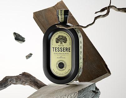 Tessere olive oil