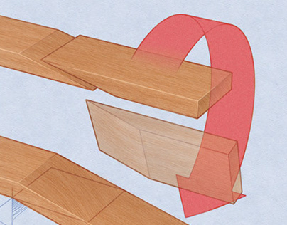 Guitar Neck Scarf Joint