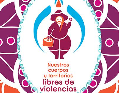 Campaña Nuestros cuerpos y territorios libres de violen
